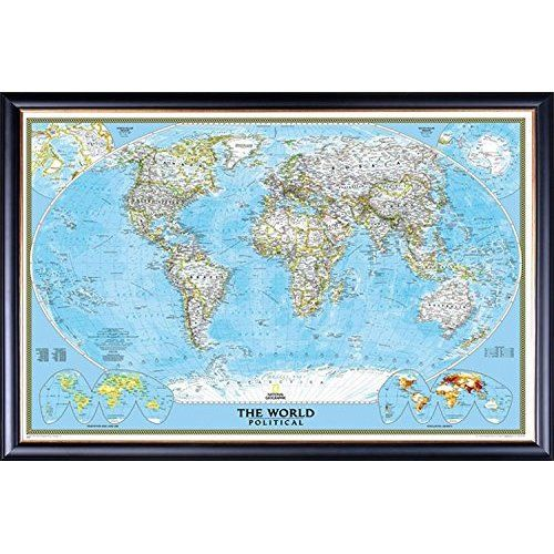 New ikea premiar world map picture with framecanvas large 55 x 78 new ikea premiar world map picture with framecanvas large 55 x 78 inches gumiabroncs Gallery