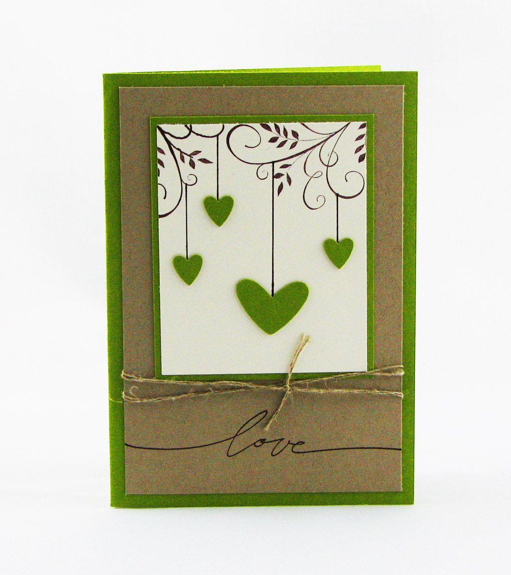 Eine Perfekte Hochzeitskarte Oder Auch Als Einladungskarte Zur