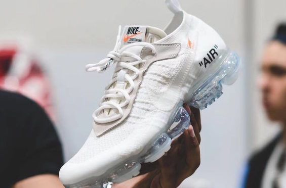 best authentic ee1d5 e3e57 New Images Of The Off-White x Nike Air VaporMax White Virgil Abloh and Nike  are expected to release two more colorways of the Off-White x Nike Air  VaporMax ...