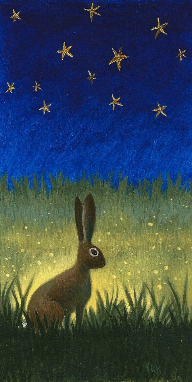 HARE BY ANTOINETTE KELLY | THOSE CWAZY RABBITS | Pinterest