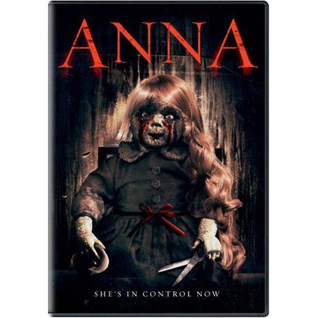 Anna Dvd Dvd In 2021 Horror Movie Fan Horror Movies List Scary Movies