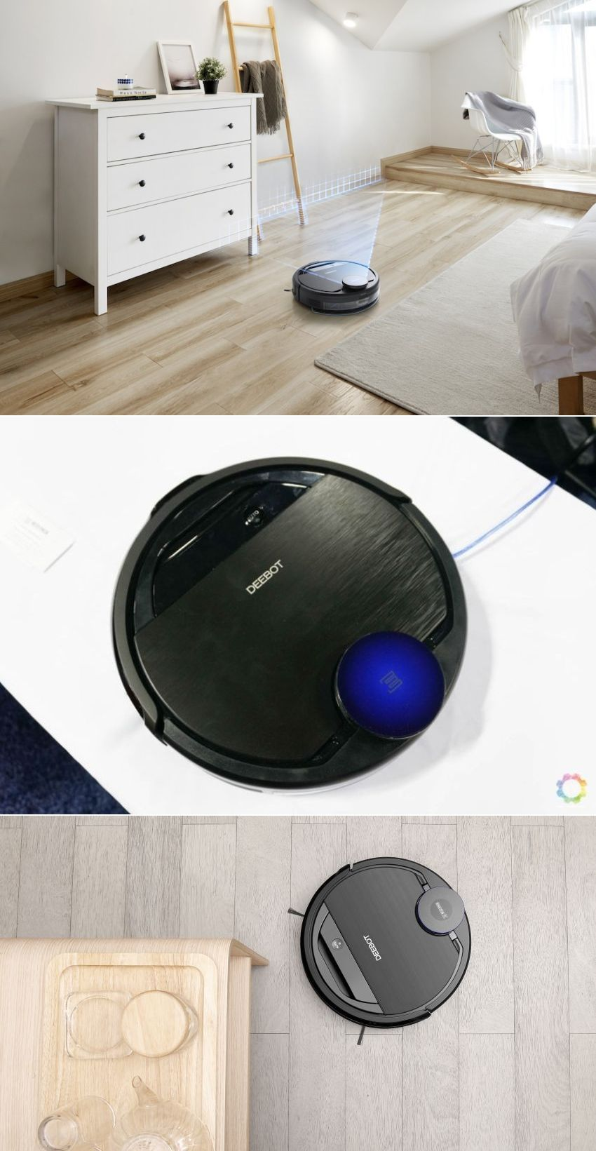 Ecovacs Robotics Brings Smart Floor Cleaning Robot To Ces 2019