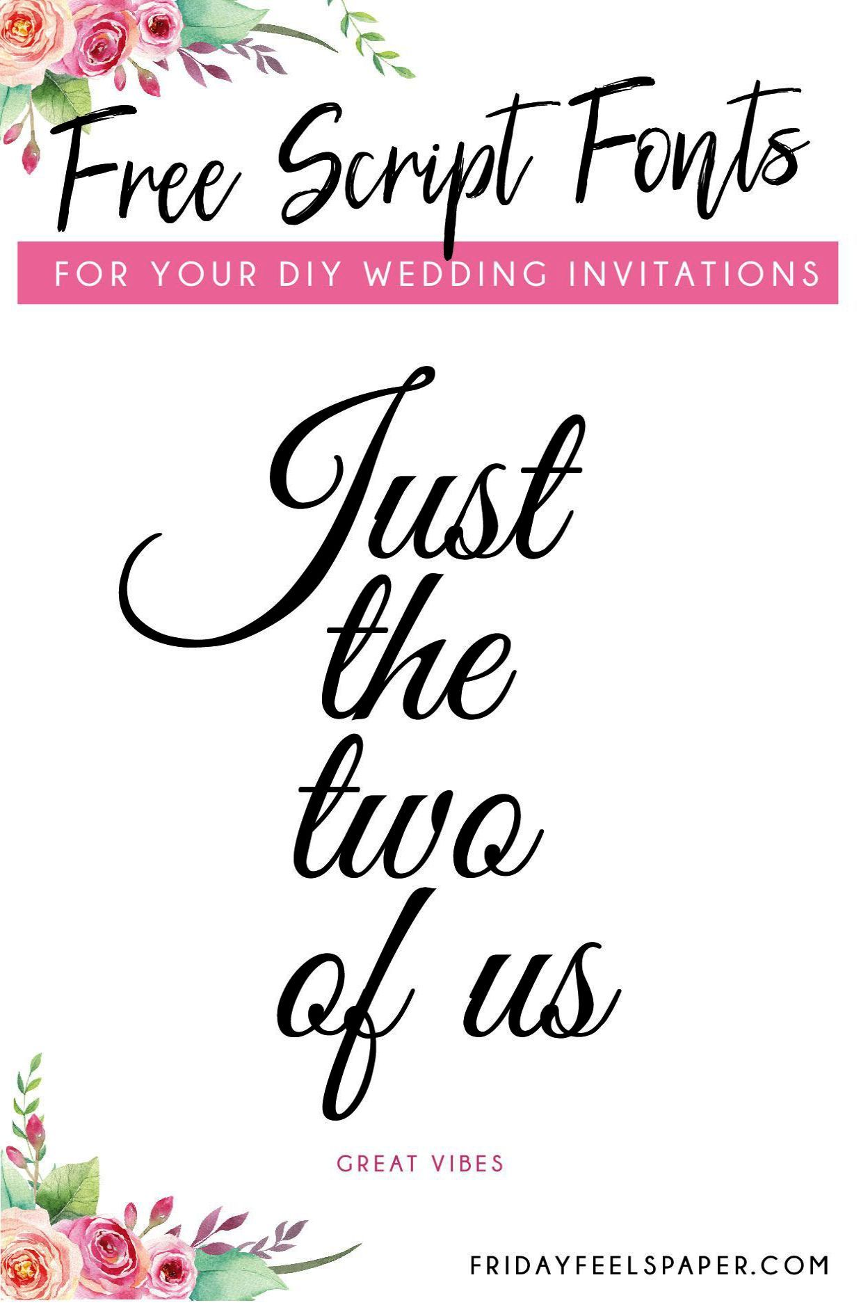 50+ Wedding calligraphy fonts download info