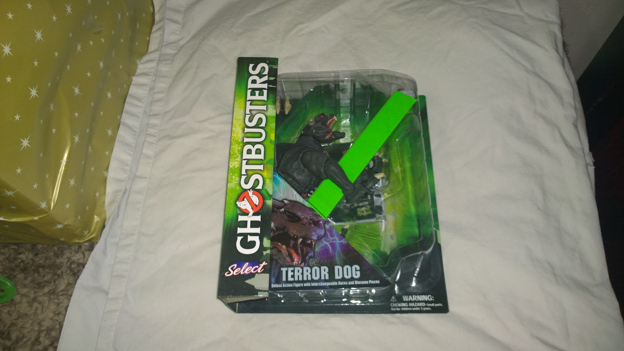 GHOSTBUSTERS SELECT SERIES 5 TERROR DOG ACTION FIGURE