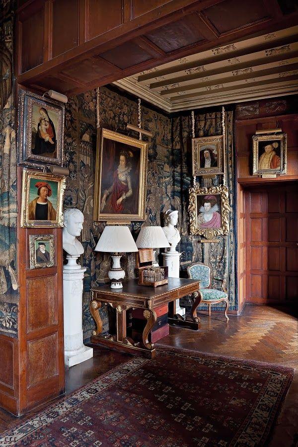 English Tudor Interior Design Ideas: Pin By Sabine Reinhart On At