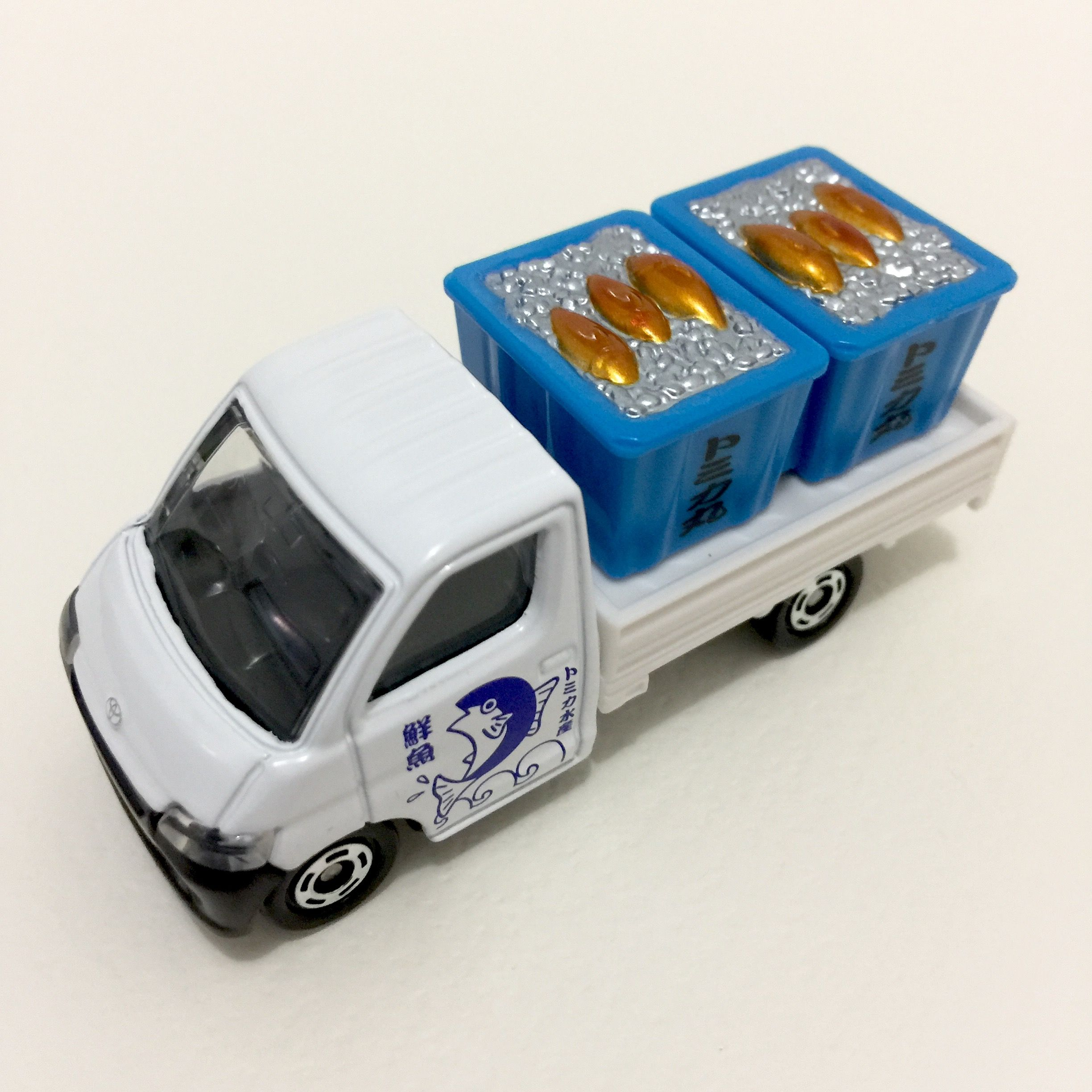 Tomica Toyota Town Ace Fish Truck