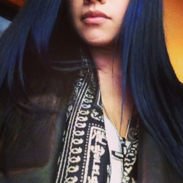 Explore Dark Blue Black Hair Tint And More