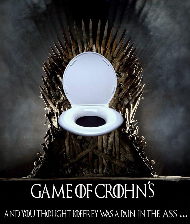b2ca553bb3b63958c2f6aaf235f89c63 crohns and every other inflammatory bowel disease get the potty,Crohns Meme