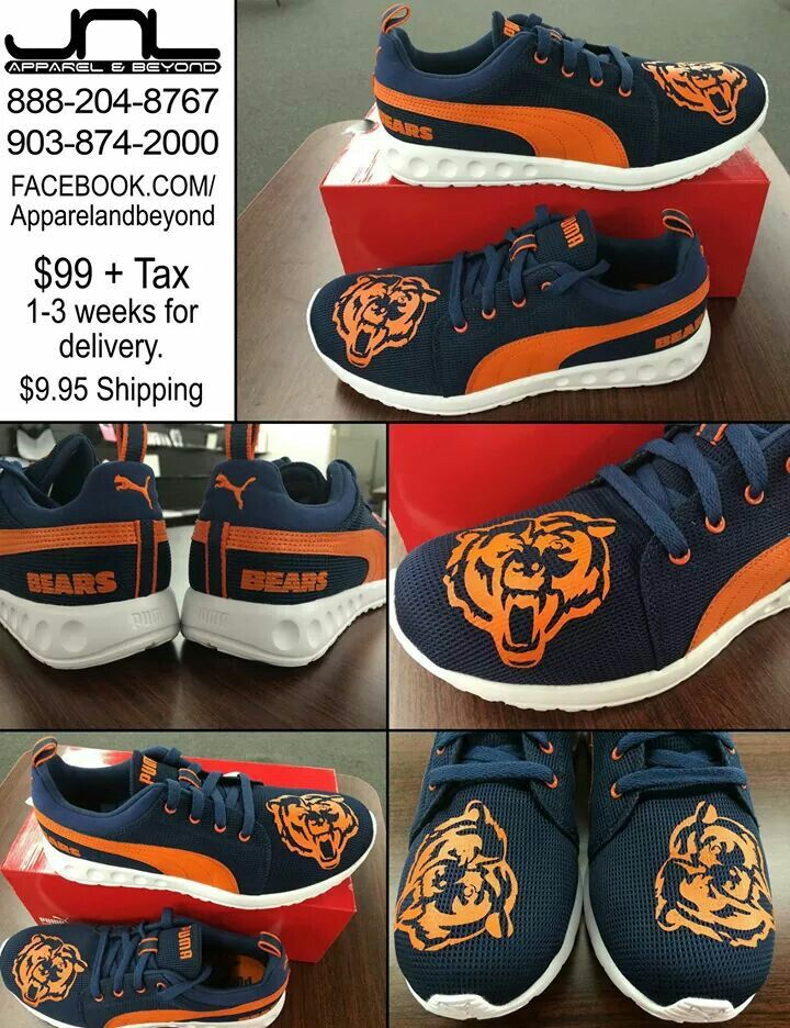 new products 8ea41 9e7c2 Bears puma tennis shoes!