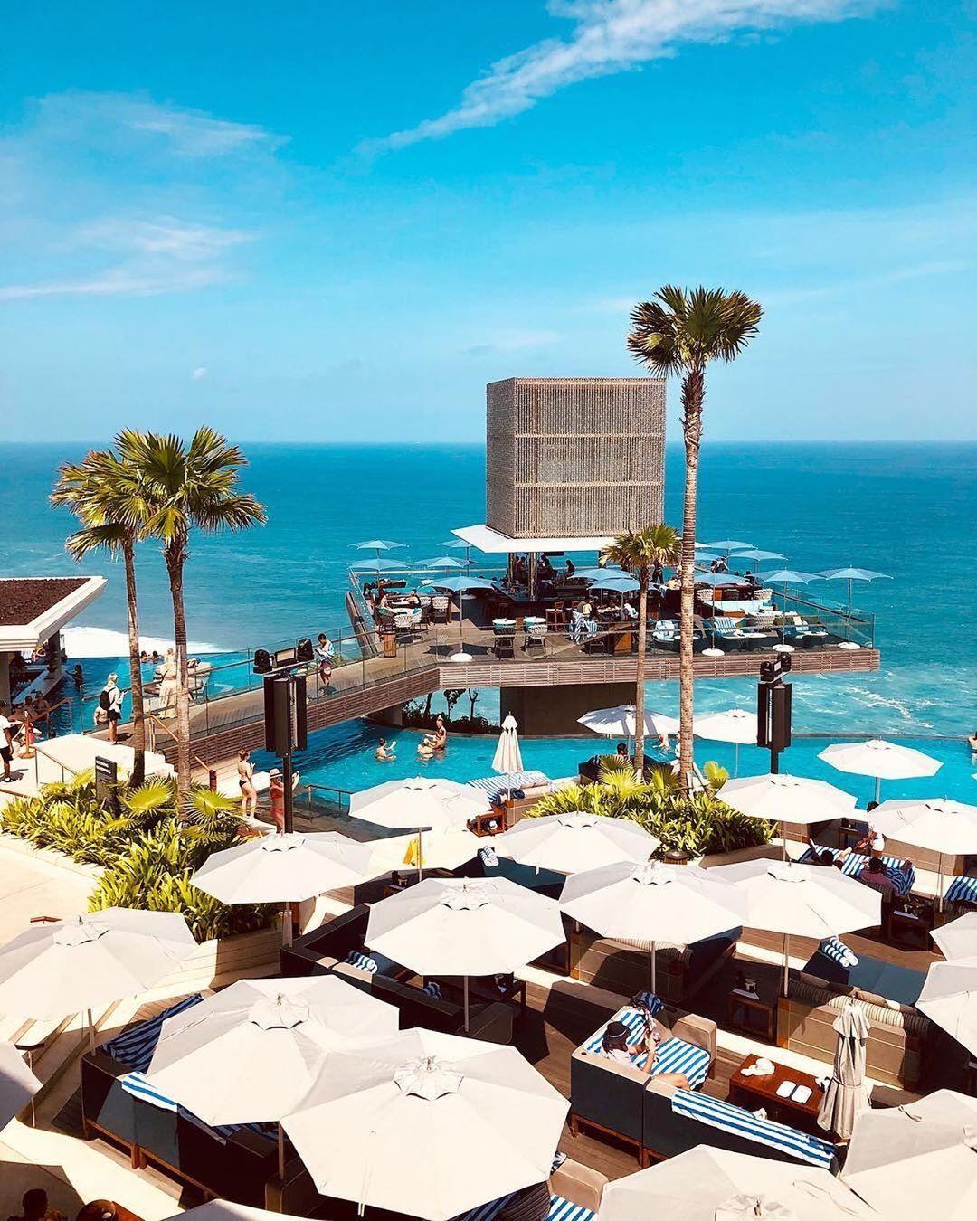 The Eight Best Beach Clubs In Bali, Indonesia | Bali ...