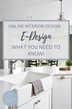 Thanks to modern marvels such as a high-speed Internet connection Interior Designers can provide an affordable custom design experience so that anyone can receive professional design services no matter where they live and without leaving their home. What is E-Design how does it work and save time and money. #onlinedesign #affordable #virtualdesign #shelterathome #virtual #interiordesign #edesign #designideas #decoratingideas #livingroomdecor #indooractivities #athome #DIY #workingfromhome  Thank