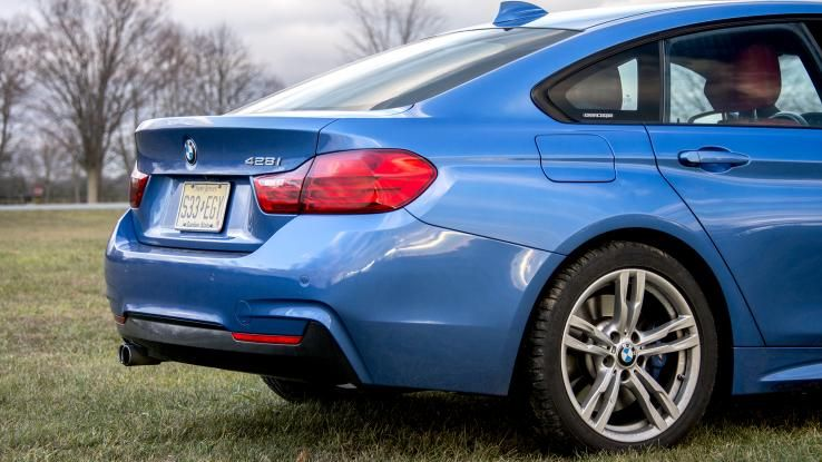 2015 Bmw 428i Gran Coupe First Drive Bmw Coupe Gran Coupe