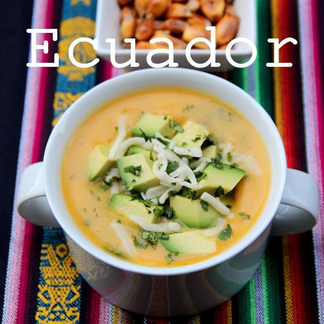 Ecuadorian recipes sopas pinterest ecuadorian recipes and simple and easy recipes for homemade ecuadorian soups with step by step photos forumfinder Choice Image