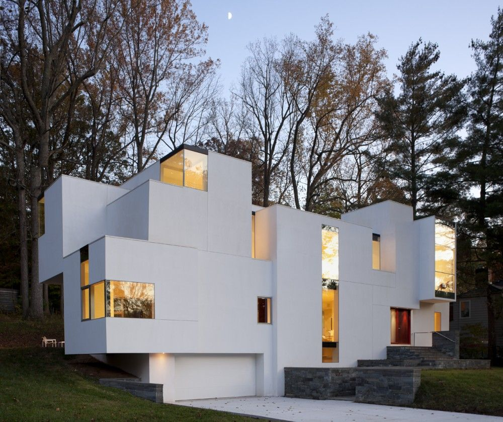 NaCl House / David Jameson Architect | Architektur, Moderne häuser ...