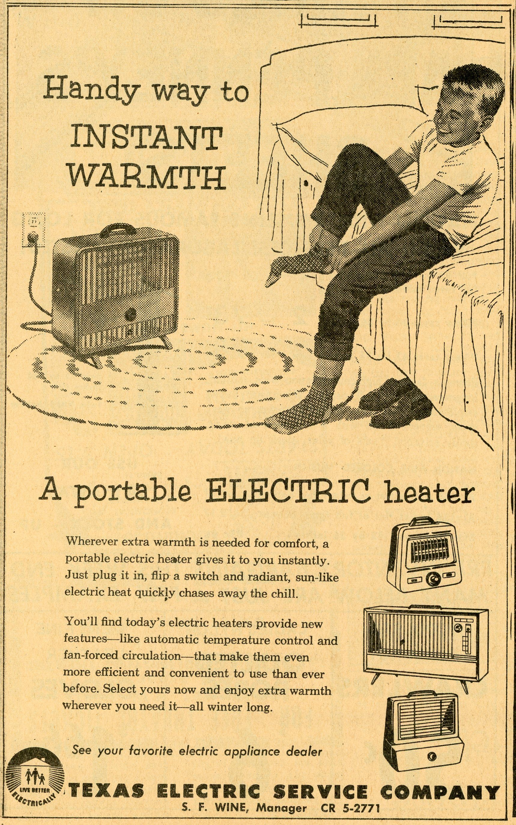 Instant Warmth With Images Portable Electric Heaters Electric