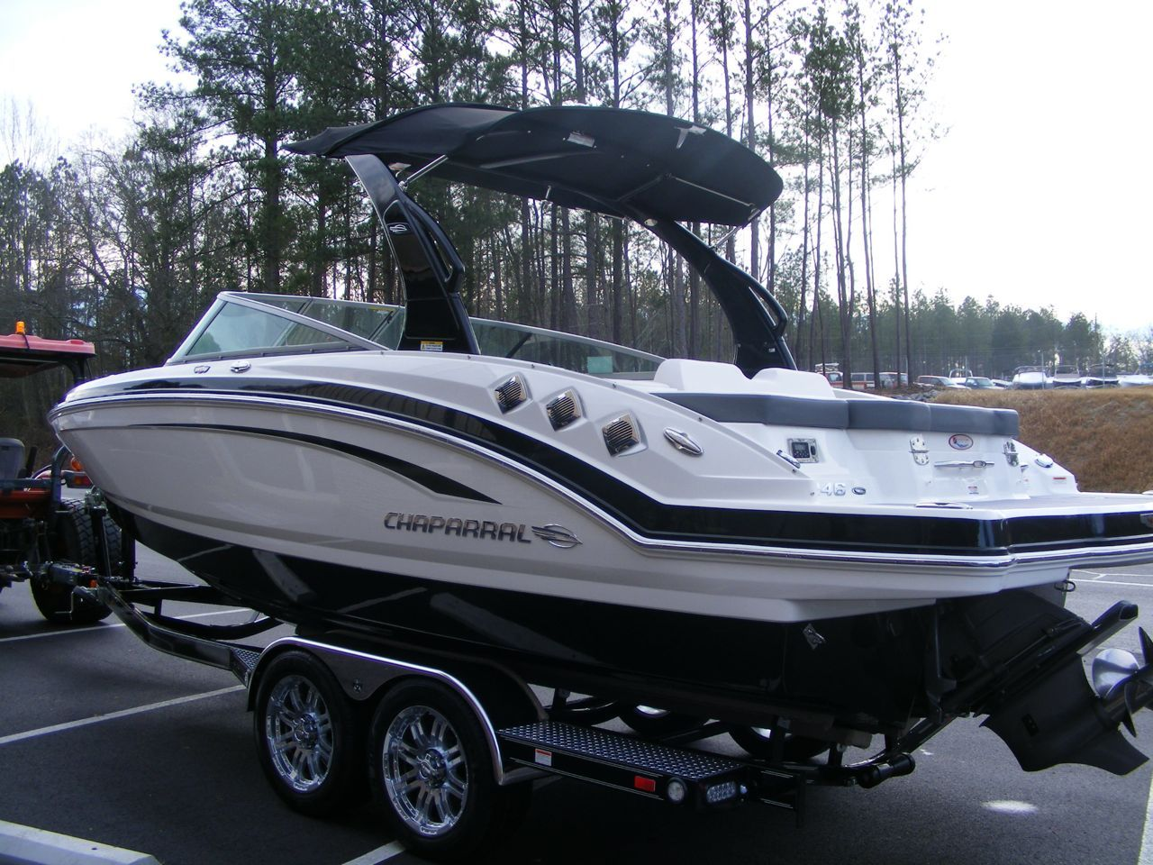 chaparral boats 246 SSi by captains choice marine