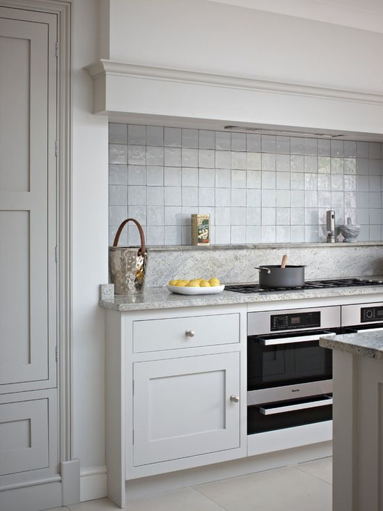 Surrey Country Kitchen Design - Bespoke Fitted Kitchens by Brayer ...