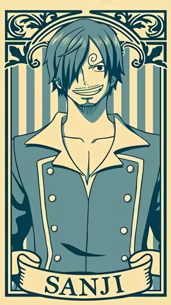 onepiece Gambar manga, Topi jerami, Animasi