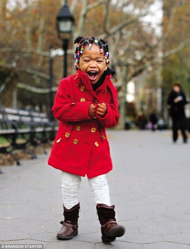 Little Humans Of New York Photographer Behind Blog Releases New