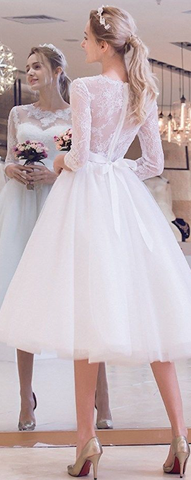 Robes de mari e hiver nos 20 inspirations degr le web for Comment faire la robe de mariage cupcake