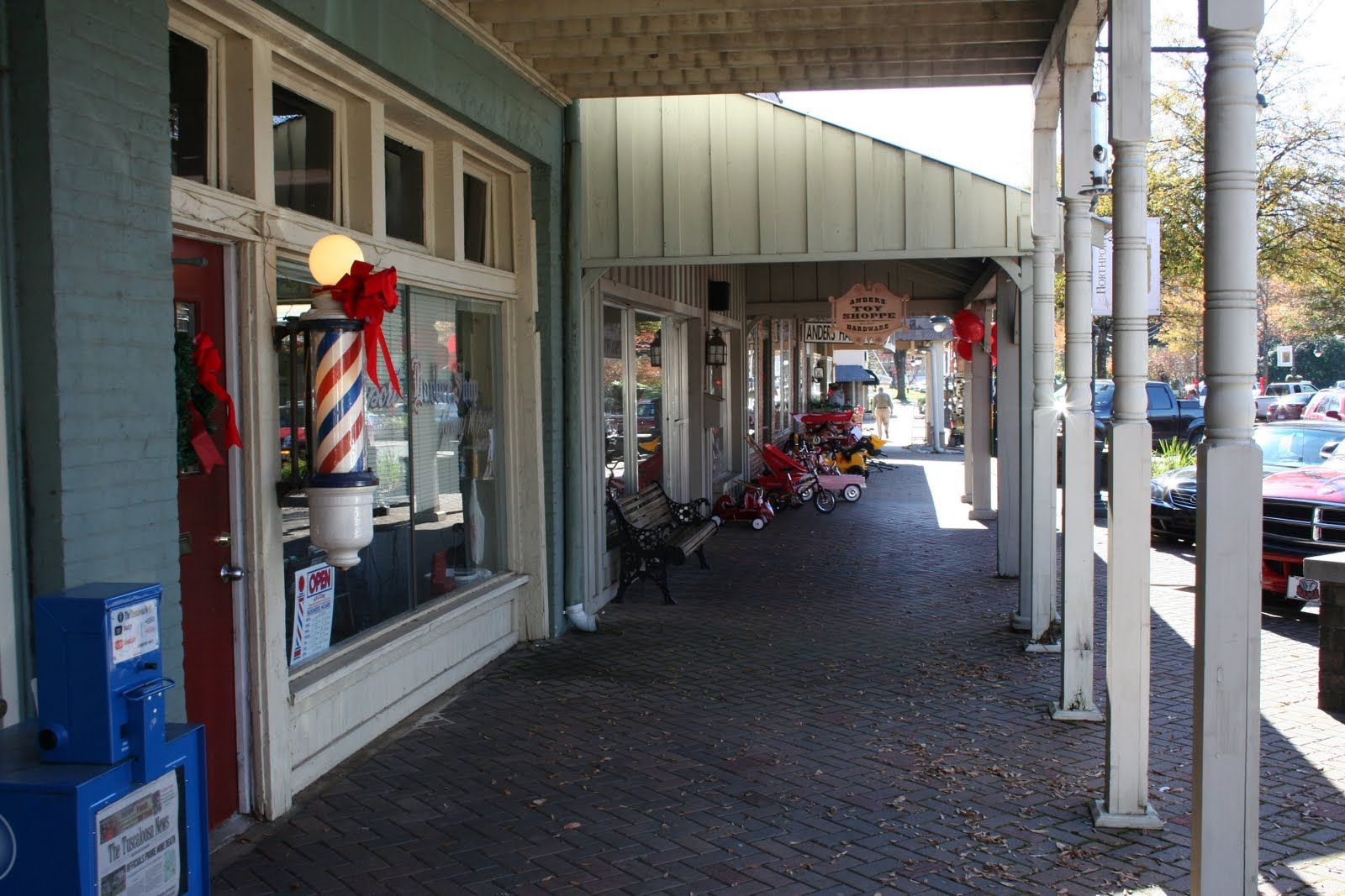 The Barber Shop And The Toy Store My Hometown Northport