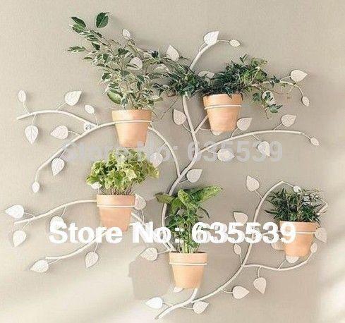 cinco jugador suspendido planta modelo plegable flor estilo