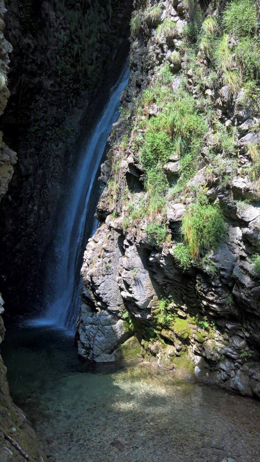 Wasserfall Italien