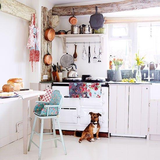 33 Modern Style Cozy Wooden Kitchen Design Ideas: Country Modern Home, Cozy Kitchen
