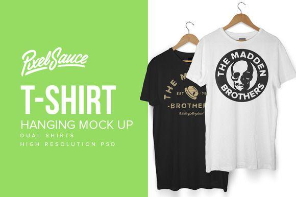 Download Hanging T Shirt Mock Up Shirt Mockup Tshirt Mockup Shirts