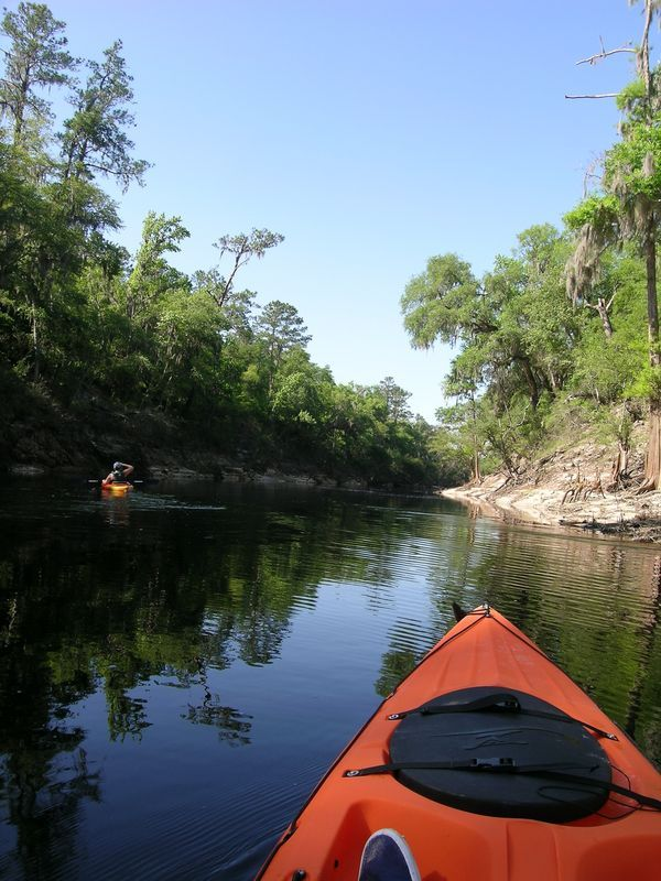 Cruise the Suwannee River on a Houseboat