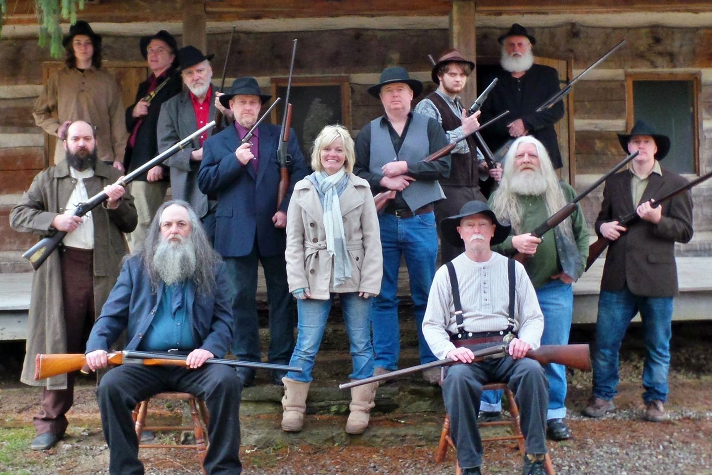 Get your copy of the Hatfield McCoy Country Ultimate Feud