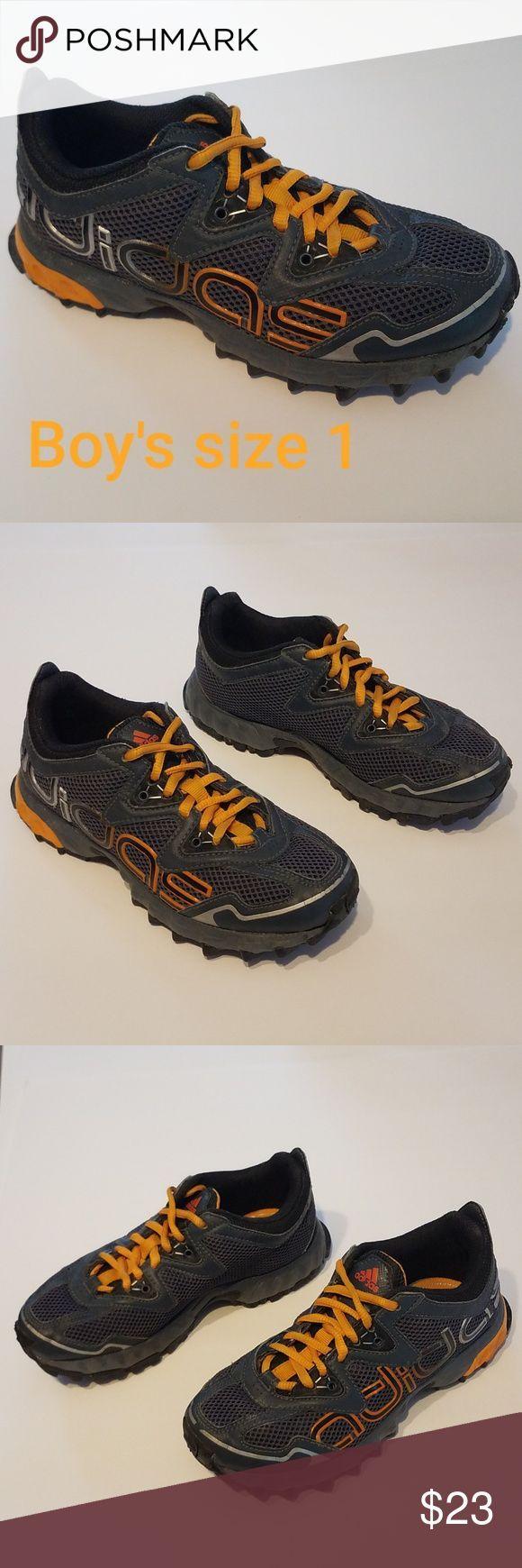Trail running shoes, Adidas trail