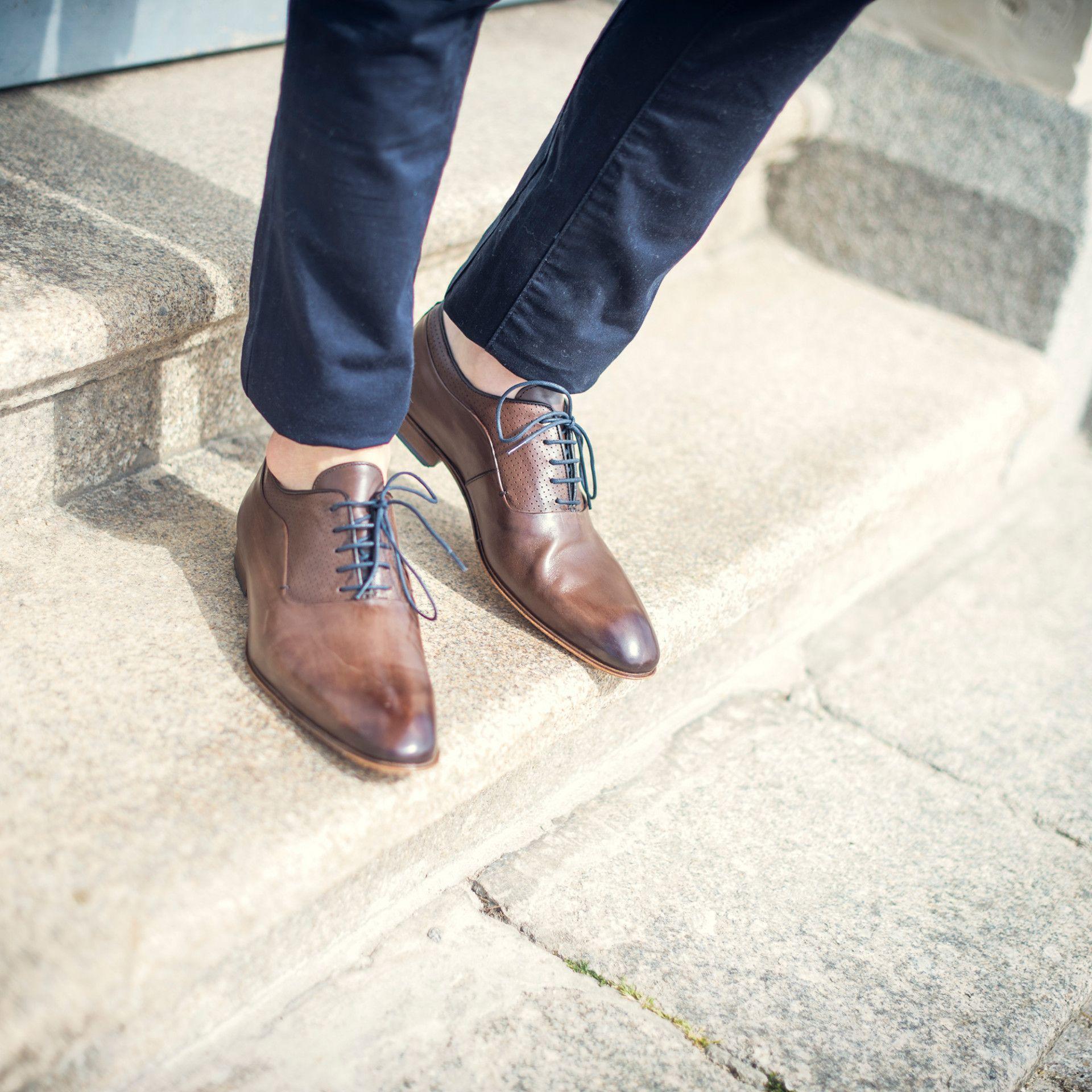1a73629fe9def RICHELIEU NAGI   Bocage   Chaussures   Pinterest   Richelieu, Mode ...