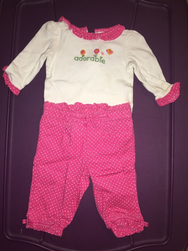 Baby Girl Outfit 3 6 Months Ebay Baby Clothes For Sale