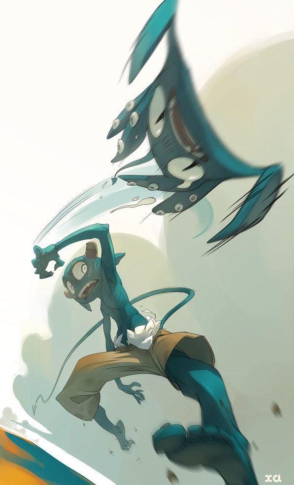 xa-xa-xa | Diseño de personajes, Arte de historietas, Arte