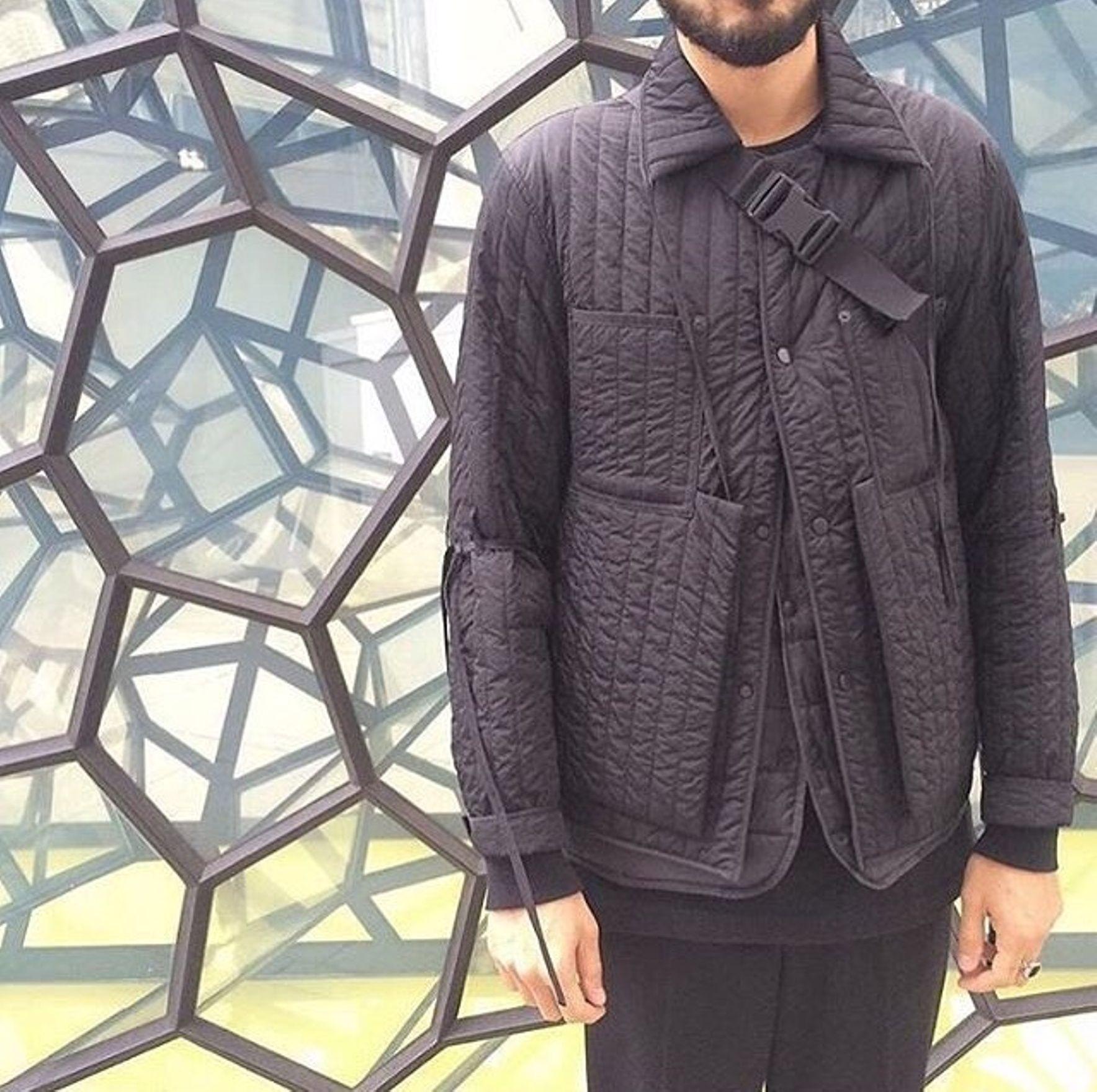 Craig Green Quilted Workwear Jacket Size M 1000 Green Outerwear Work Wear Green Quilt