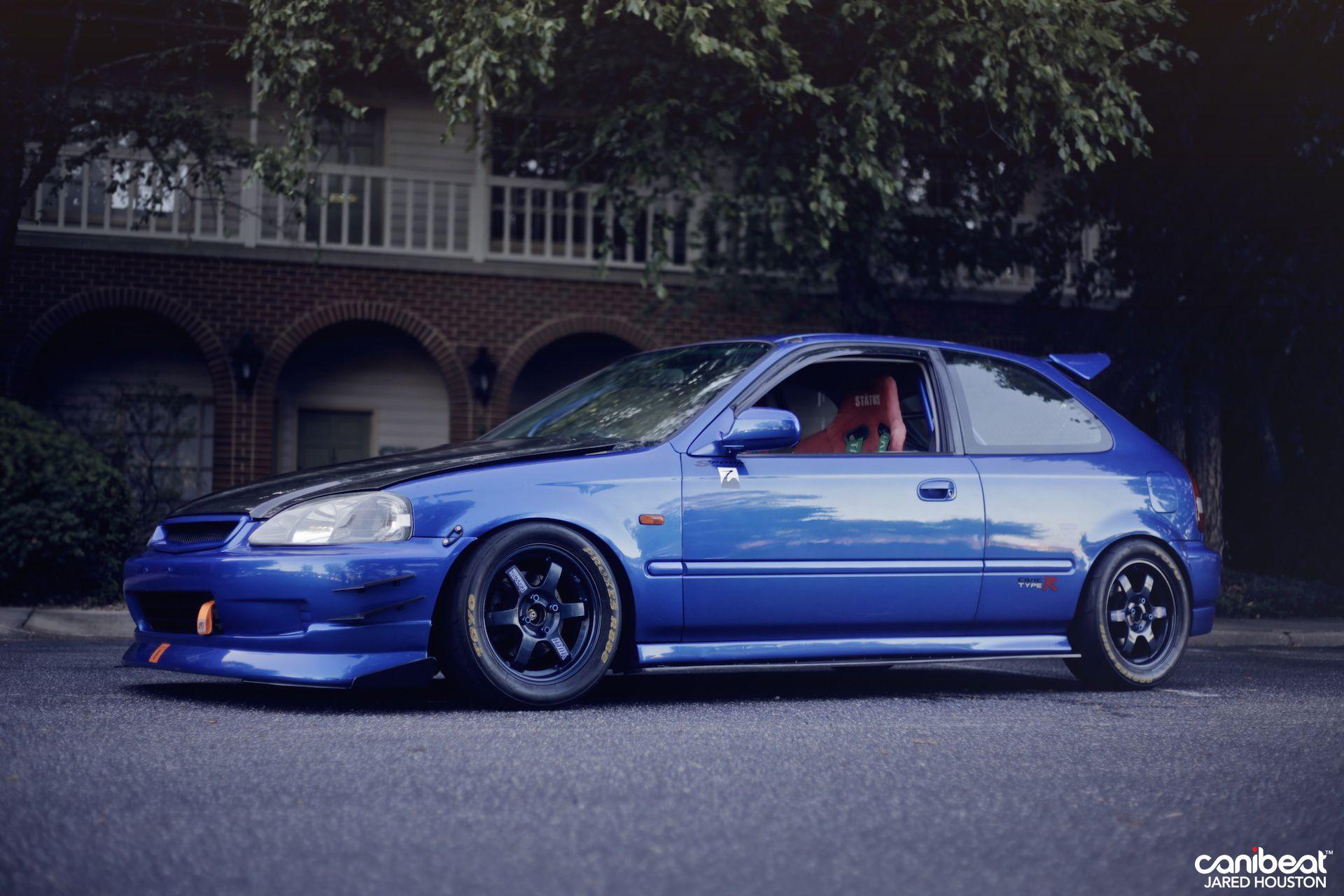 Plainly Beautiful Tracked Ek Hatch Jdm Life Pinterest Honda