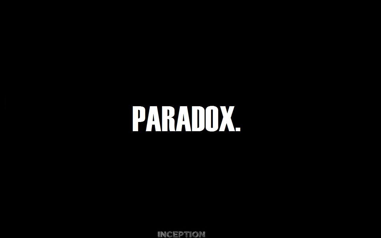 Paradox Quotes. QuotesGram