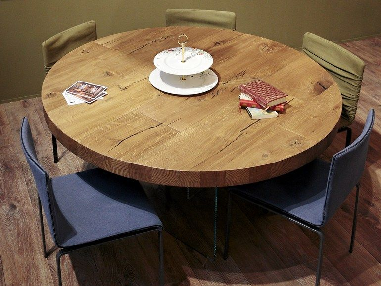 Air Dining Table Air Collection By Lago Design Daniele Lago Dining Table Round Wooden Dining Table Table