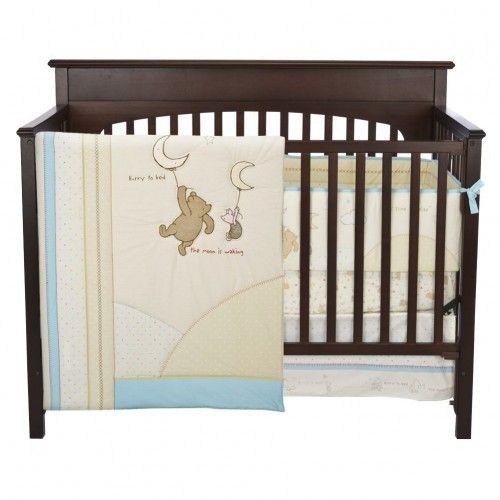 9 Wonderful Classic Winnie The Pooh Crib Bedding Set Photo Winnie The Pooh Nursery Winnie The Pooh Bedding Crib Bedding Sets