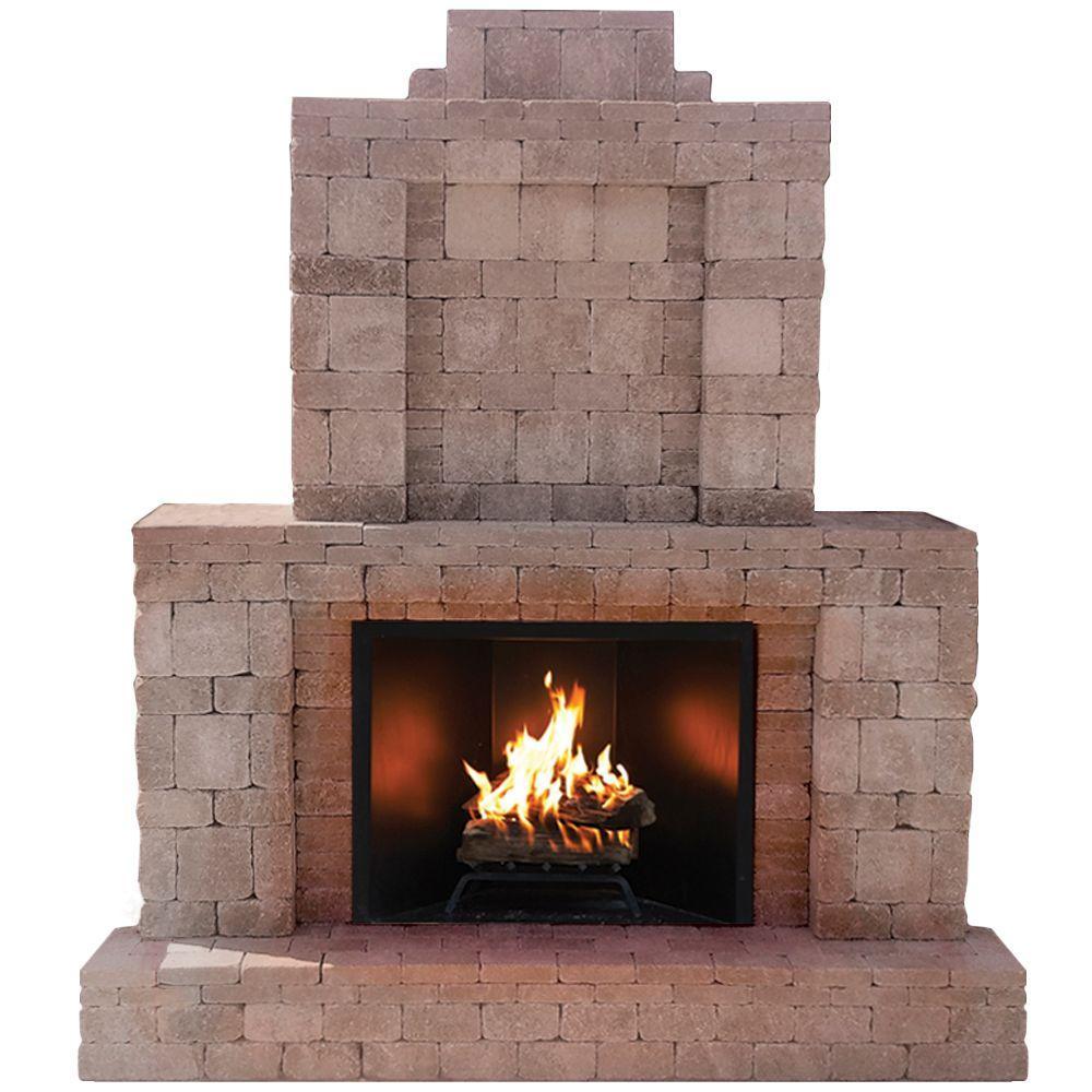Pavestone Rumblestone 84 In X 38 5 In X 94 5 In Outdoor Stone
