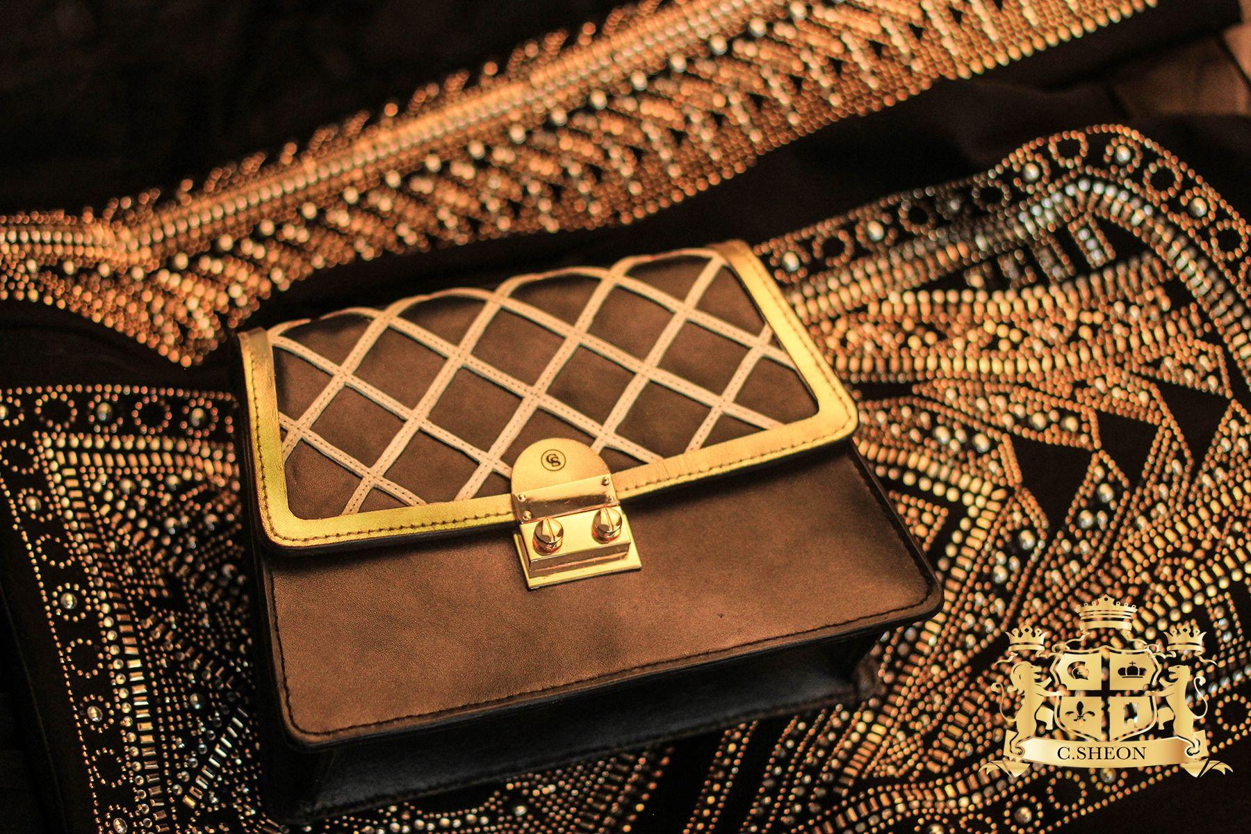 Leather bags purses wallets agendas designer