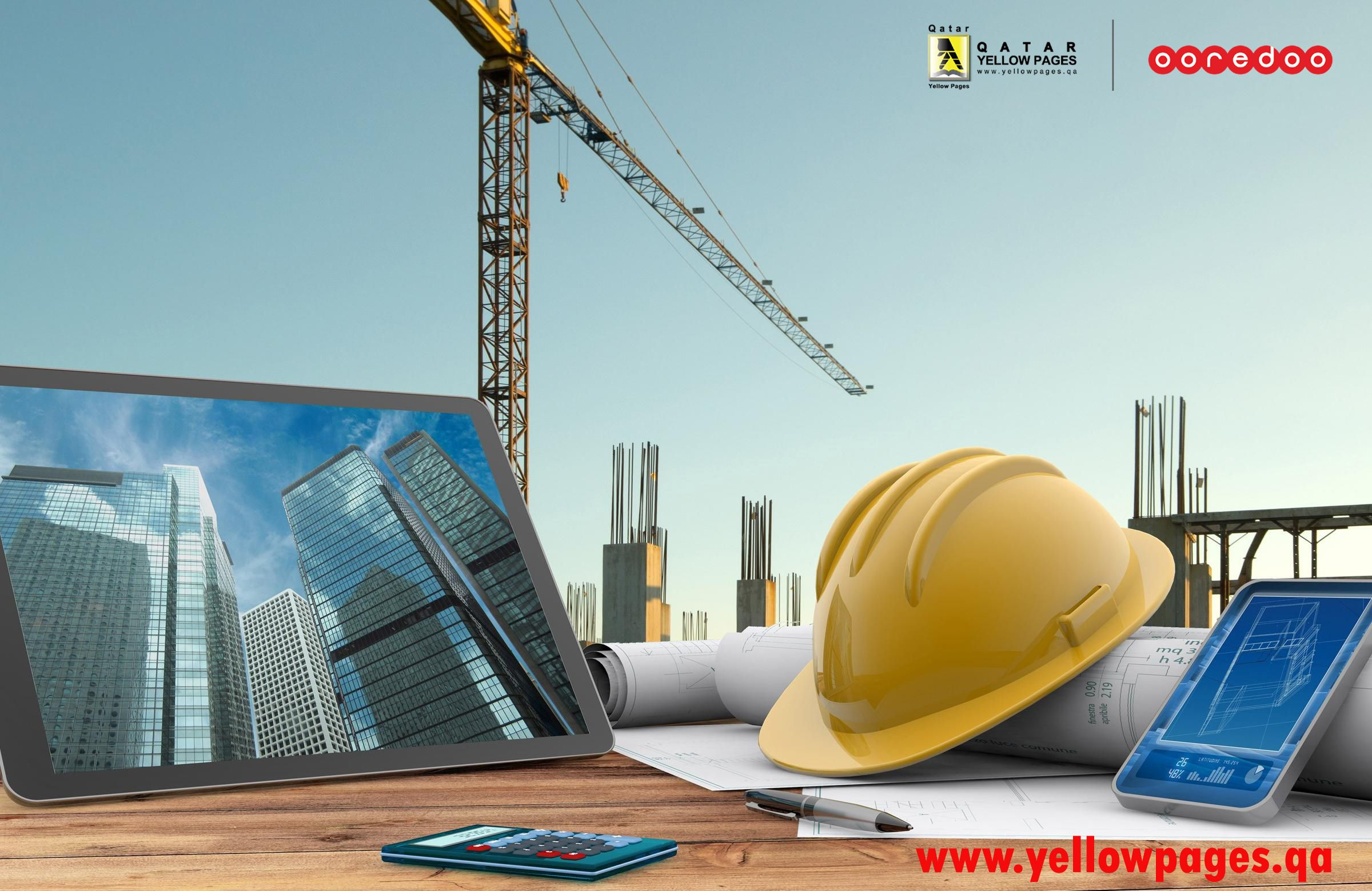 Search and achieve the best Construction Companies in Qatar