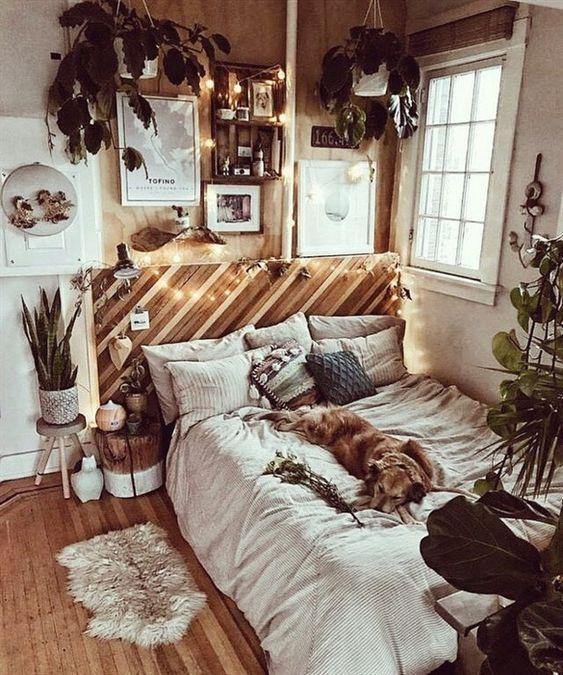 The Floyd Platform Bed - Natural Birch