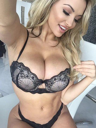 Big boobs jizzed on