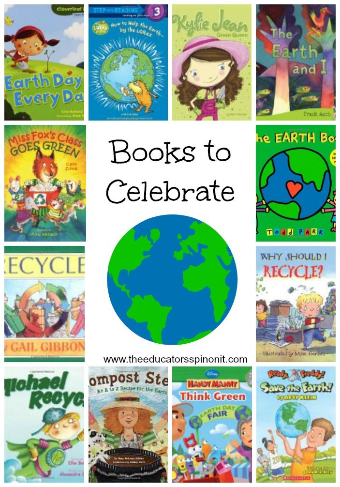Earth Day and Recycling Resources  Teaching ideas  Pinterest
