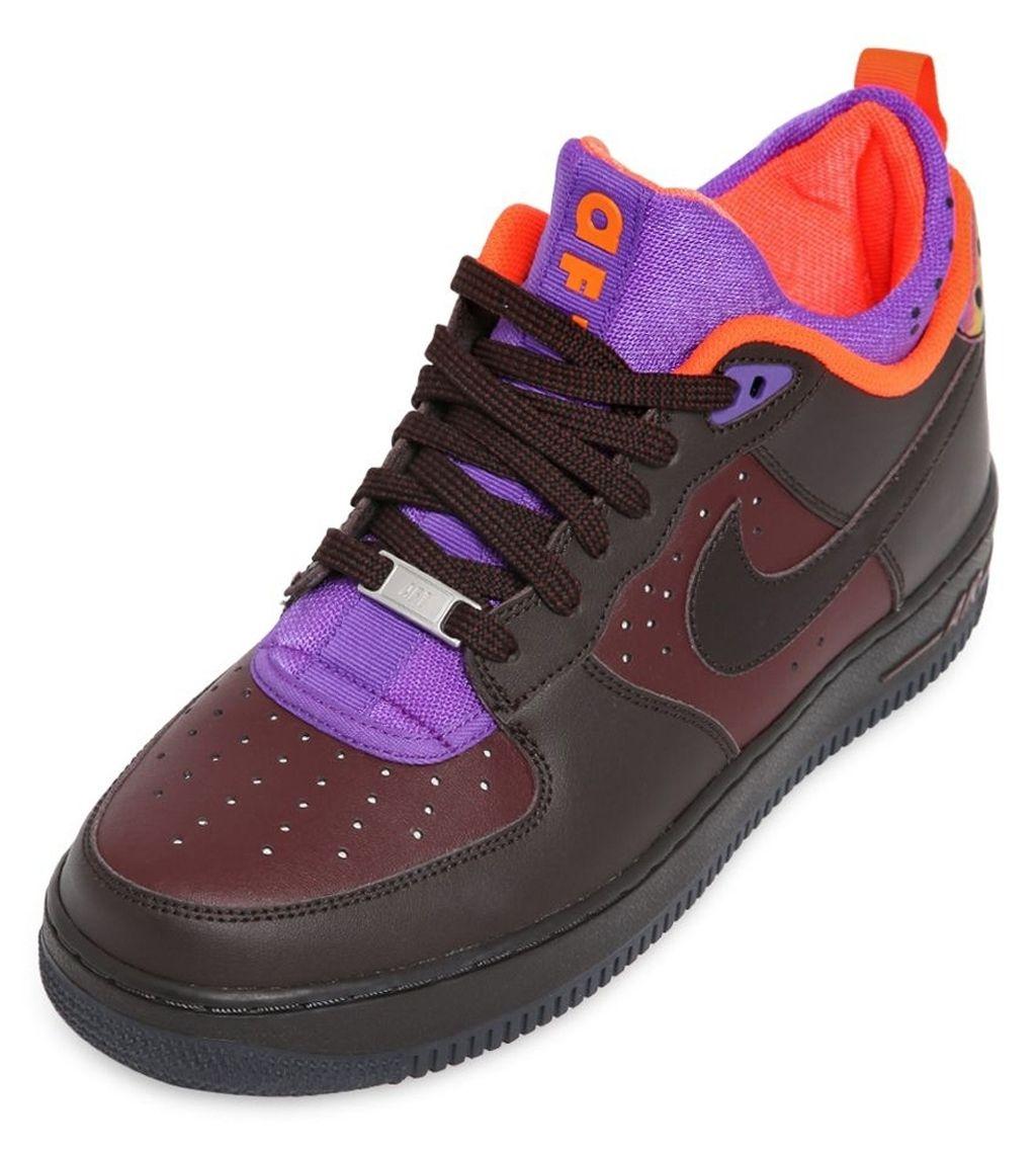 The Nike Air Force 1 and ACG Mowabb Made Love Nike, Nike