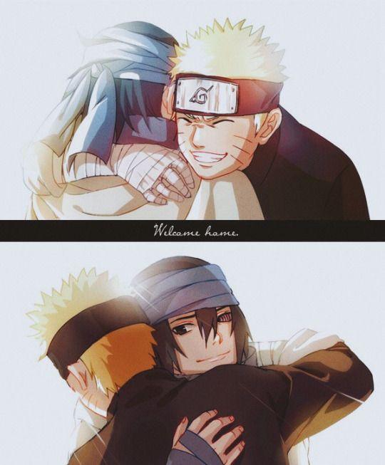 Haha Poor Naruto Is Ignored Again By Sakura: Sasuke Naruto Bff …