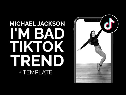 How To Do The I M Bad Michael Jackson Tiktok Dance Trend Toe Stand Pose Challenge Youtube In 2021 Bad Michael Michael Jackson Jackson