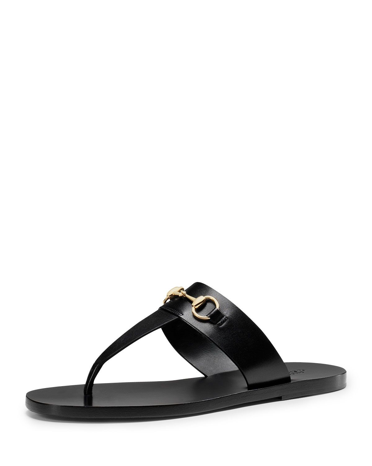3e0f39f23fa Gucci Shoes for Women. Horsebit Flat Thong Sandal